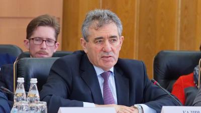 Выступление Министра Правительства Москвы Исаака Калины