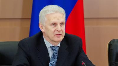 Выступление Помощника Президента Российской Федерации Андрея Фурсенко