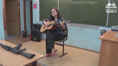 Героиня программы – Евгения Андриевская, директор школы № 2075