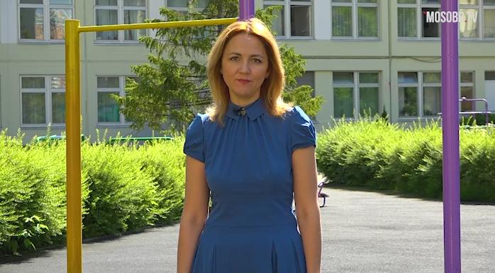 Ольга Дмитриева принимает вызов