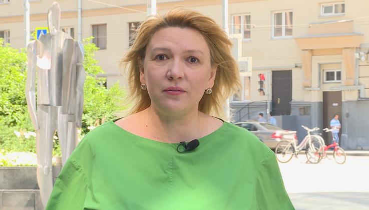 Ольга Коровацкая принимает вызов