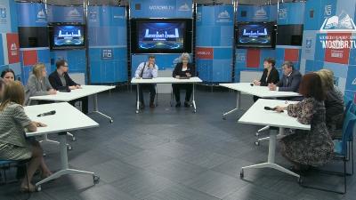 """Программа """"Круглый стол"""". Выпуск №9"""