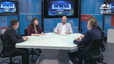 """Программа """"Круглый стол"""". Выпуск №10"""