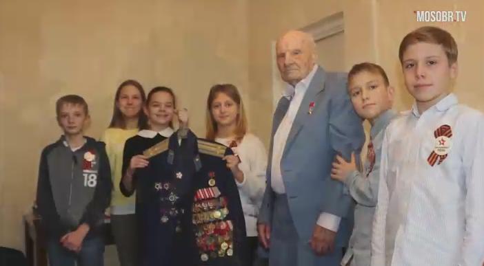 Встреча с героем: Николай Наумович Кирток
