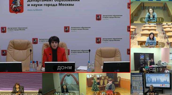 Результаты и возможности педагогов Москвы
