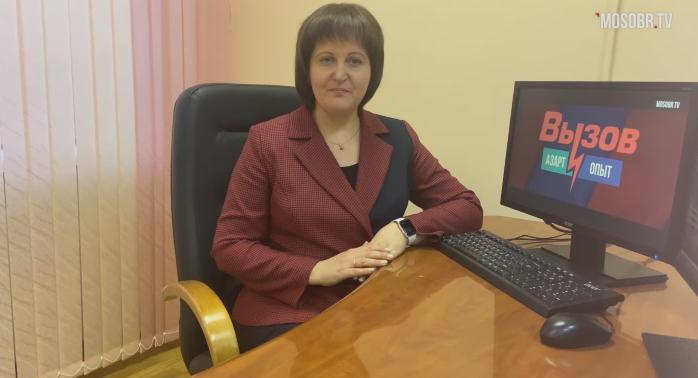 Ольга Пискулева принимает вызов