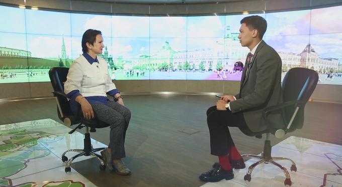 Мария Цапенко, заместитель директора Городского психологo-педагогического центра