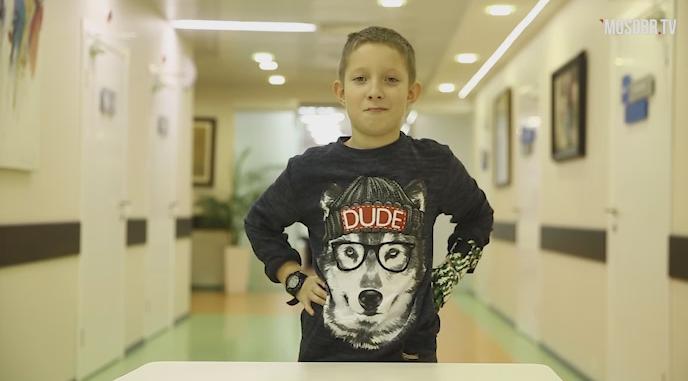 Киби-герои московских школ