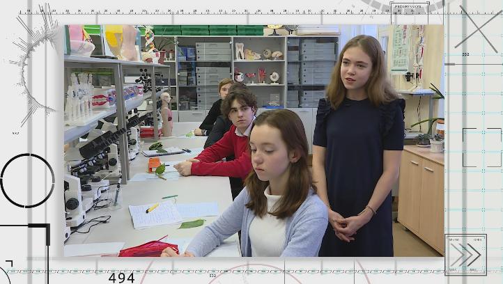 Научное общество дендроэкологов в Романовской школе