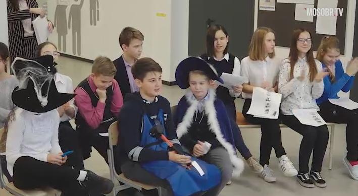 Образовательный проект «Пробы»