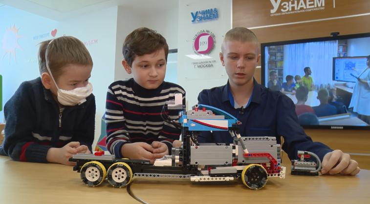 История Саши, юного эколога и будущего инженера