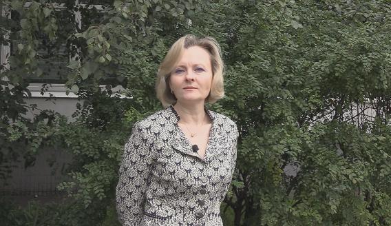 Инна Казакова принимает вызов