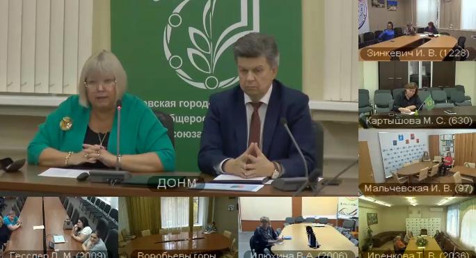 Итоги и развитие рейтинга вклада школ в качественное образование московских школьников