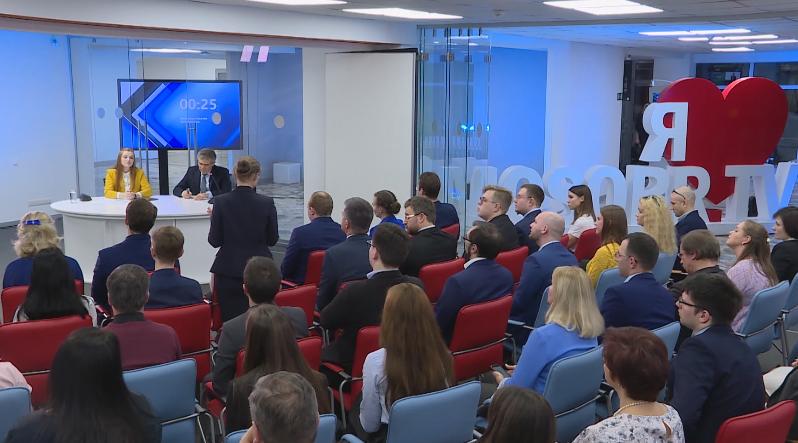 Разговор с Руководителем Департамента образования и науки города Москвы: ноябрь 2019