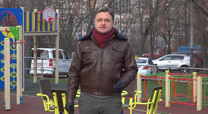 Евгений Ерохин принимает вызов