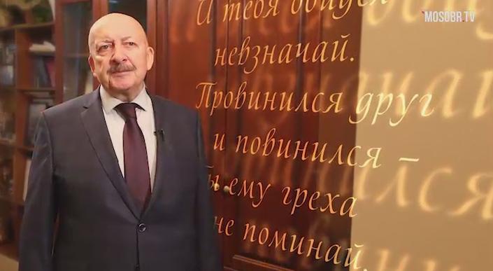 Гаджимет Сафаралиев читает стихотворение Расула Гамзатова