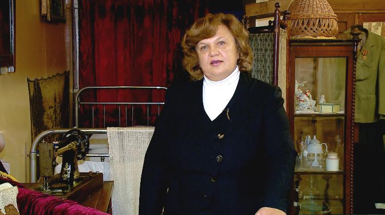 Марина Сотникова принимает вызов